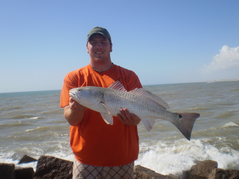 26 inch for South padre island fishing