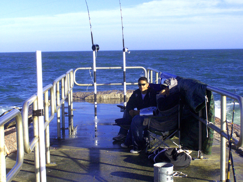 January 5th port aransas packery channel bhp report for Port aransas jetty fishing report