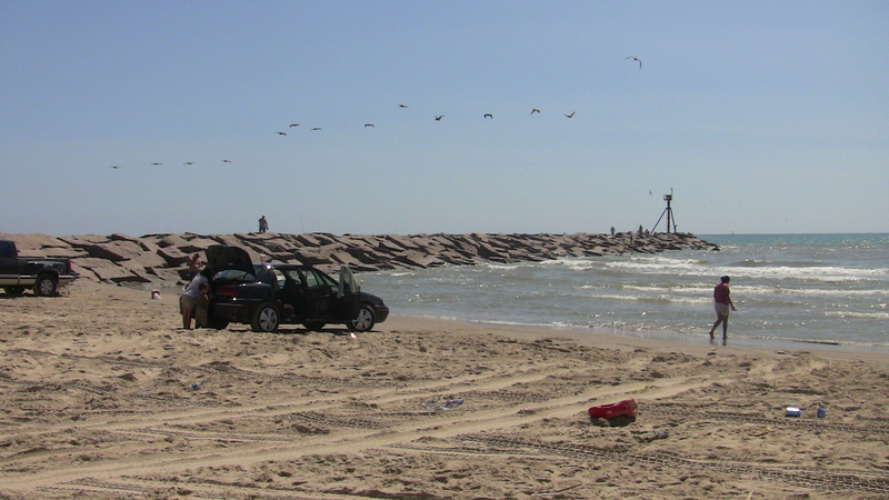 south padre island fishing report june 27th 28th 2009